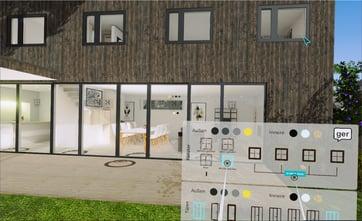 Panel vinduer vælg konkurrerende
